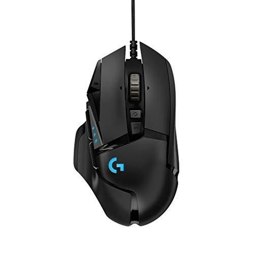 ロジクール G502 HERO ゲーミングマウス (ブラック)の商品画像 ナビ