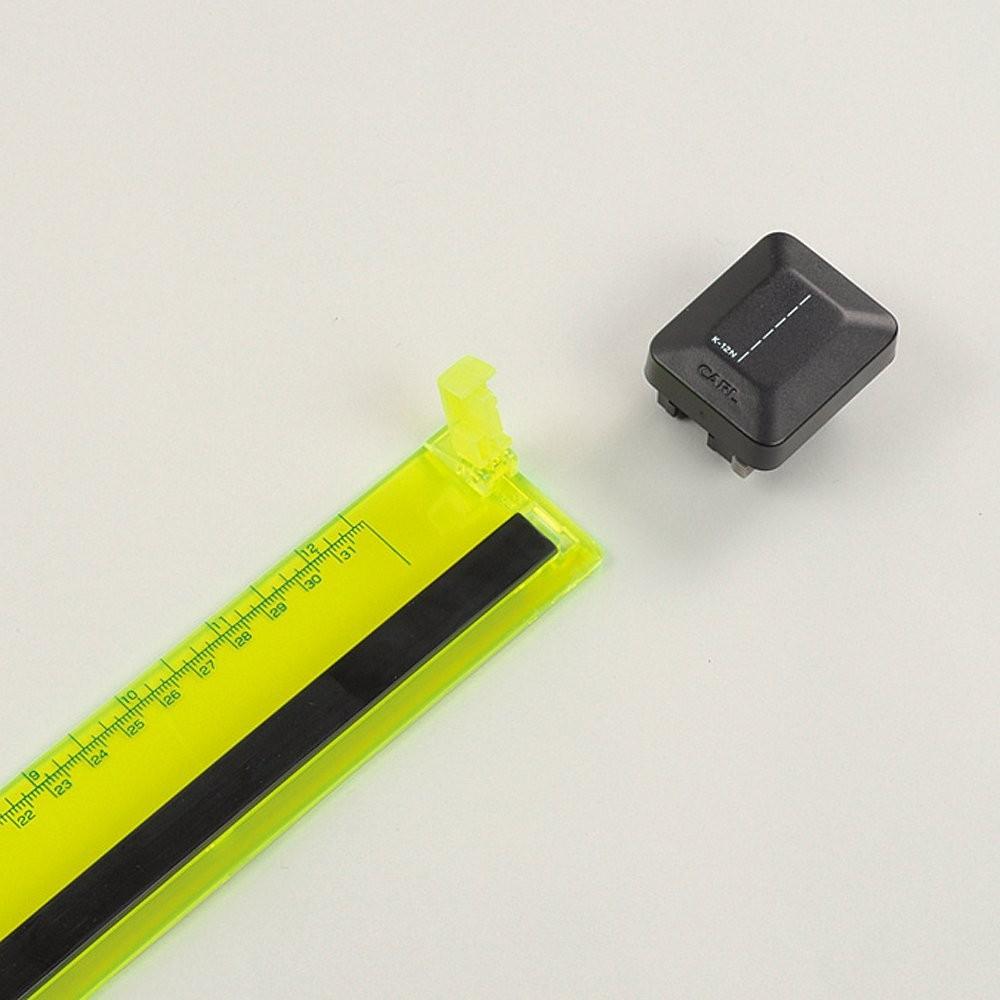 ディスクカッター・ライト/ラインカッター専用替刃(ミシン目刃) K-12Nの商品画像|3