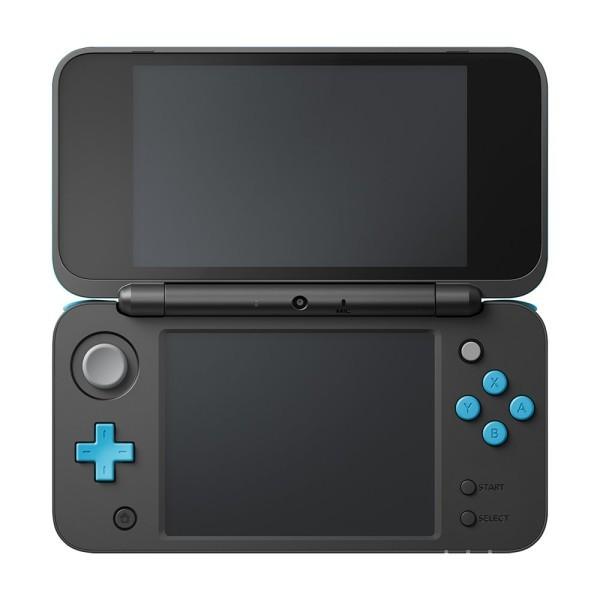 任天堂 Newニンテンドー2DS LL ブラック×ターコイズの商品画像|3