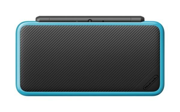 任天堂 Newニンテンドー2DS LL ブラック×ターコイズの商品画像|4