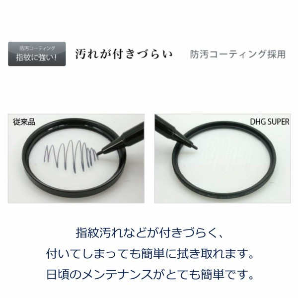 マルミ DHGスーパーレンズプロテクト 30mmの商品画像|4