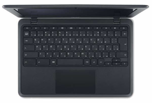 Chromebook 11 オブシディアンブラック [C732-F14N]の商品画像|4