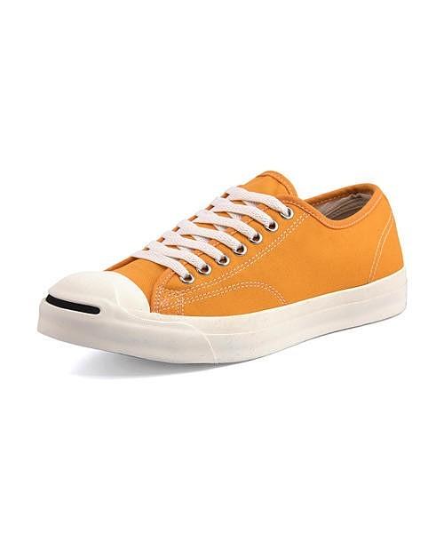 ジャックパーセル ウォッシュドキャンバス RH 33300010/1CL466 (オレンジ)の商品画像|3