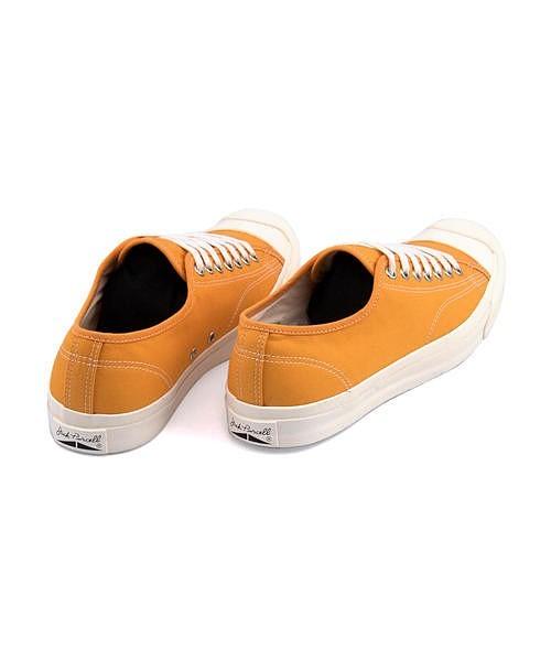 ジャックパーセル ウォッシュドキャンバス RH 33300010/1CL466 (オレンジ)の商品画像|4