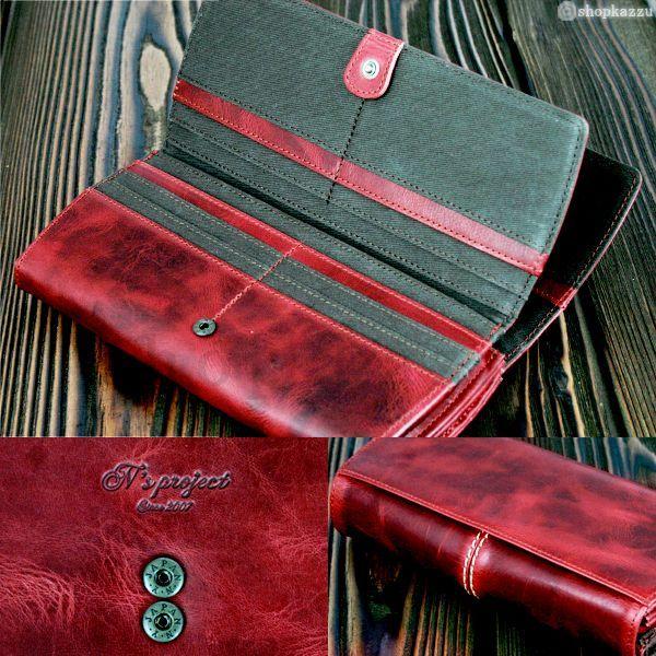 長財布 レディース Laugh・Rough エンズプロジェクト 牛革 ダブルフラップ ウォレット LUCYシリーズ カード収納 大容量 28ポケット