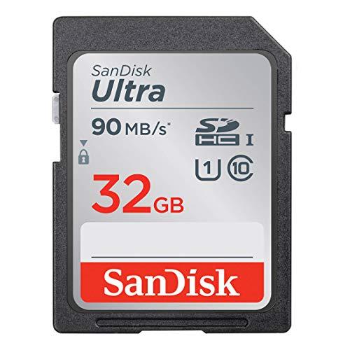 SanDisk Ultra SDSDUNR-032G-GN6IN (32GB)の商品画像|ナビ