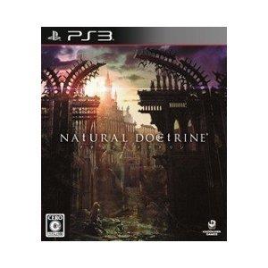 【PS3】角川ゲームス NAtURAL DOCtRINE(ナチュラル ドクトリン)の商品画像 ナビ
