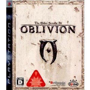 【PS3】スパイク・チュンソフト The Elder Scrolls IV :オブリビオンの商品画像|ナビ