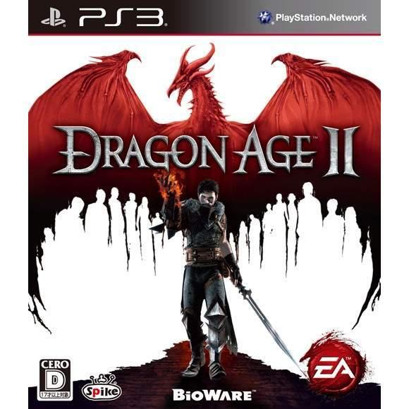 【PS3】スパイク・チュンソフト Dragon Age II(ドラゴンエイジII)の商品画像|ナビ