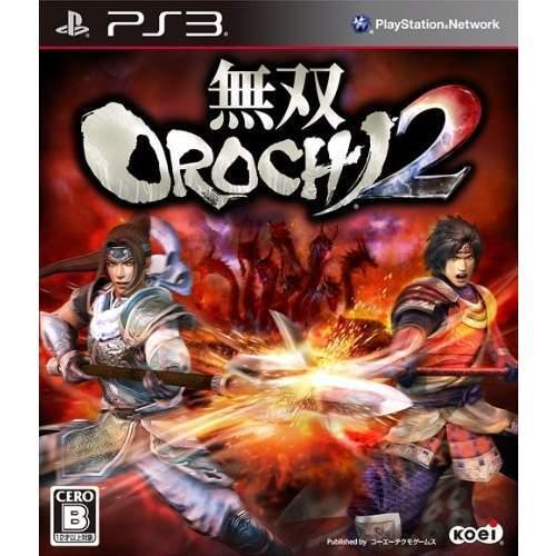 【PS3】コーエーテクモゲームス 無双OROCHI 2 [通常版]の商品画像|ナビ