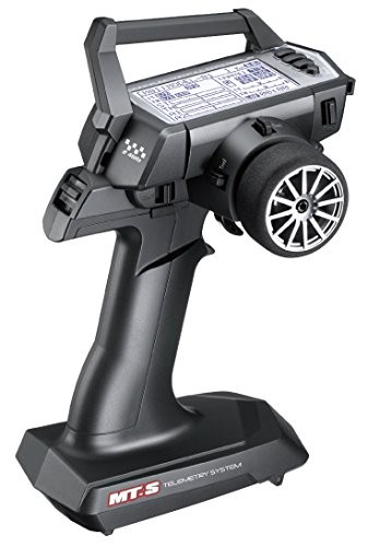 サンワ プロポ MT-S(RX-481 PC/ダブルレシーバー)101A31908Aの商品画像|ナビ