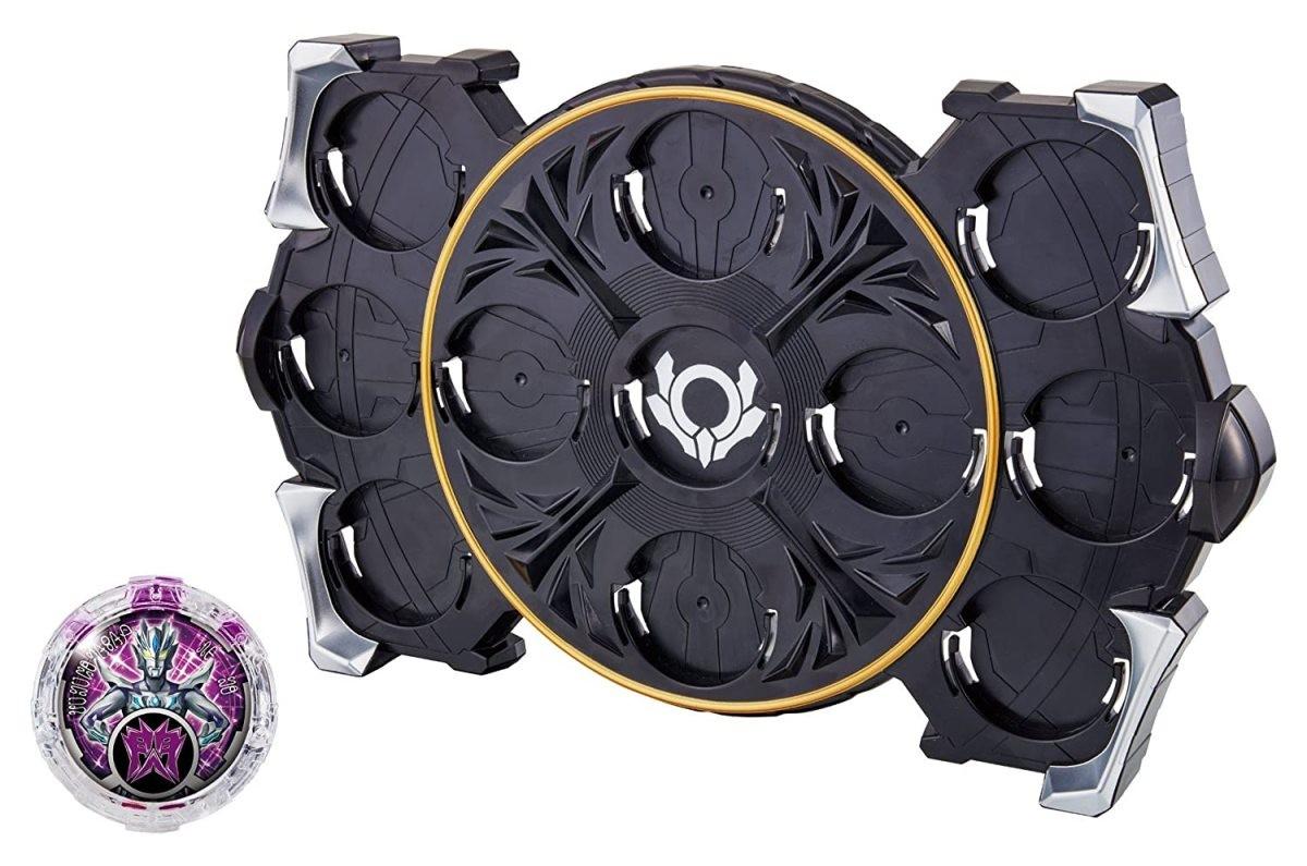 ウルトラマンR/B DXルーブクリスタルコレクションケースの商品画像|ナビ