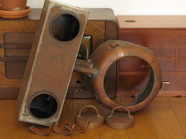 長火鉢用銅壺