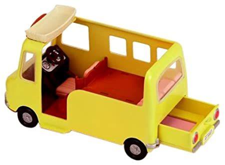 エポック社 シルバニアファミリー 学校・ようちえん わくわくようちえんバス S-39の商品画像 ナビ