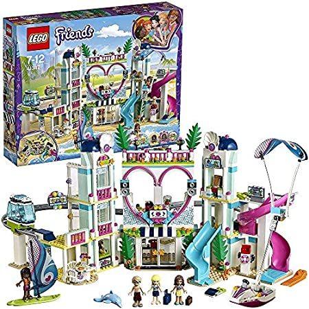 レゴ フレンズ ハートレイクシティ リゾート 41347の商品画像|ナビ