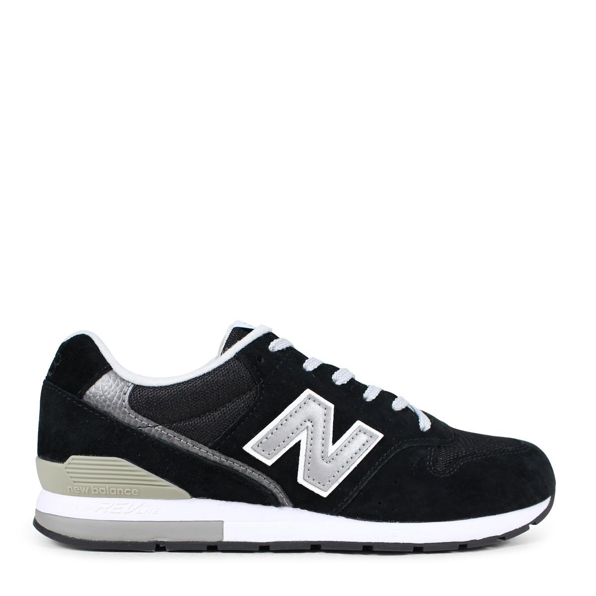 ニューバランス MRL996 BL(ブラック)の商品画像|2