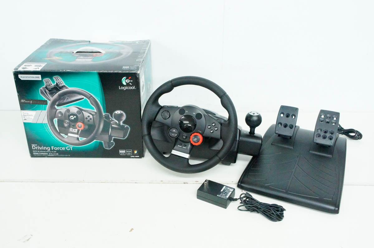 ロジクール Driving Force GT LPRC-14000の商品画像 ナビ
