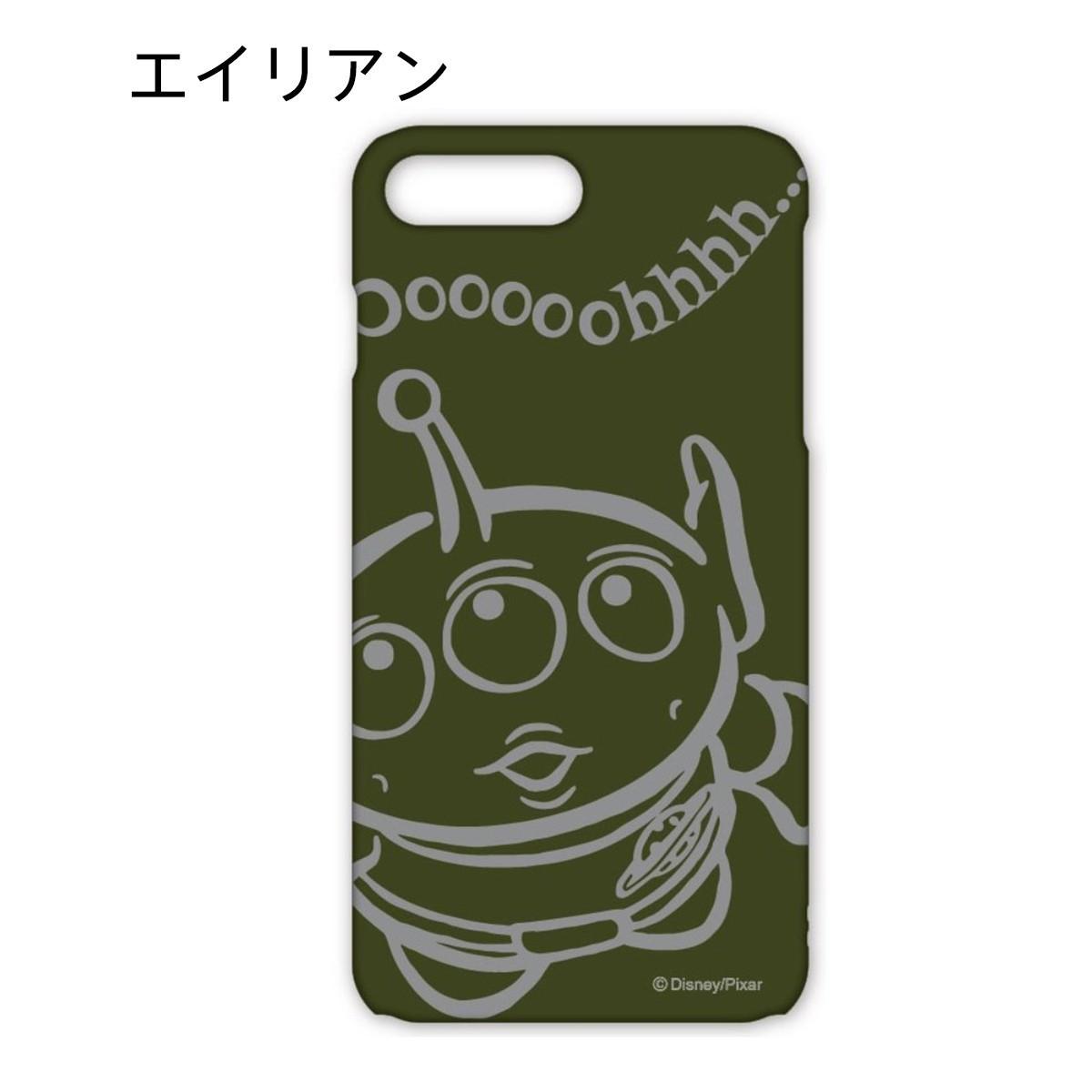 グルマンディーズ iPhone 7 Plus用 ディズニーキャラクター ハードケース ドナルドダック DN-389Aの商品画像|4