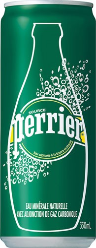 ペリエ プレーン 330ml × 48本 缶の商品画像|2