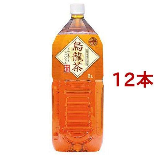神戸茶房 烏龍茶(2L*6本入*2コセット)