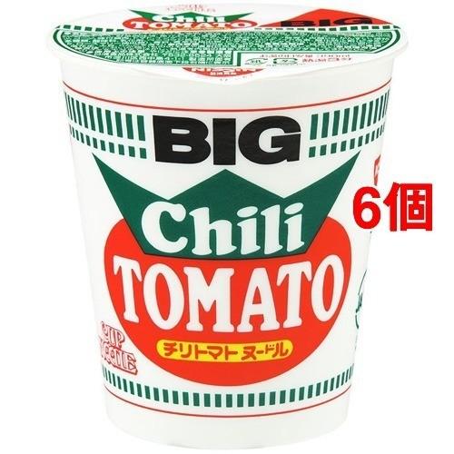 日清カップヌードル チリトマト ビッグ(1コ入*6コセット)