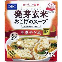DHC 発芽玄米おこげのスープ 豆腐チゲ風(2食入)