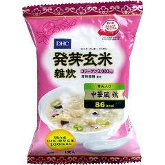 DHC 発芽玄米雑炊 中華風 鶏(1食入)