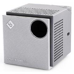 ユーオー レーザー投映型・モバイルプロジェクター スマートビームレーザー シルバー(1コ入)