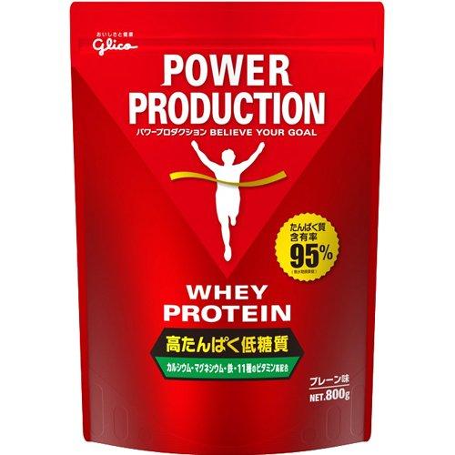 パワープロダクション ホエイ プロテイン プレーン味(800g)