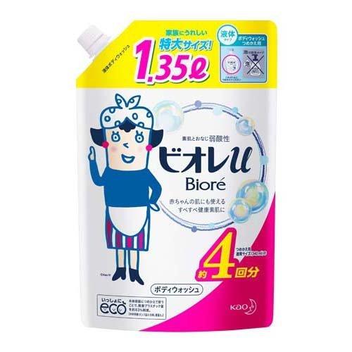 ビオレu ボディウォッシュ つめかえ用(1.35L)