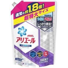 アリエール イオンパワージェル サイエンスプラス ウィルス除去 つめかえ超特大(1.18kg)
