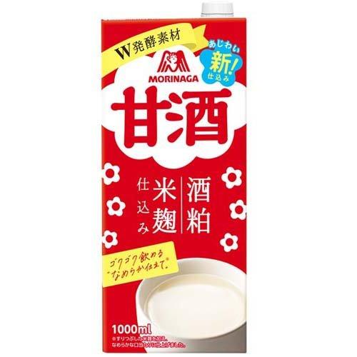 森永 甘酒(1L)