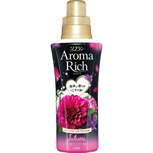 ソフラン アロマリッチ ジュリエット スイートフローラルアロマの香り  本体(550mL)