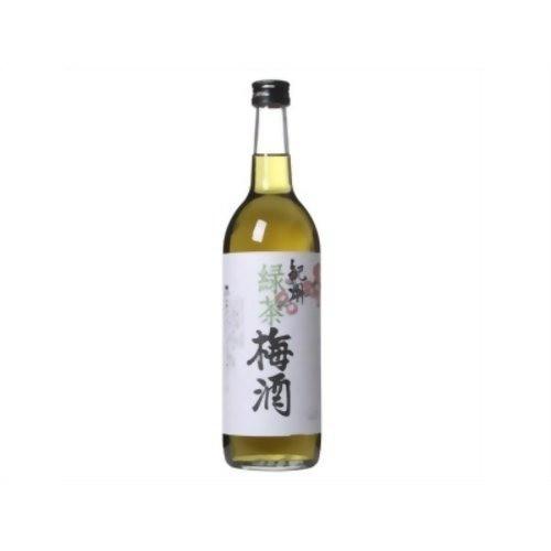 紀州 緑茶梅酒(720mL)