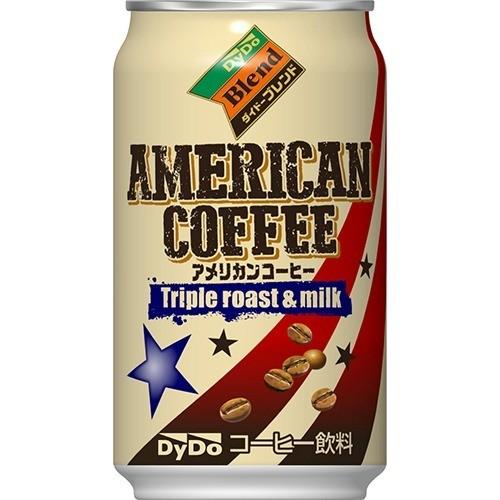 ダイドーブレンド アメリカンコーヒー(350g*24本入)