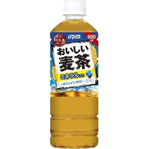 ダイドー おいしい麦茶(600mL*24本入)