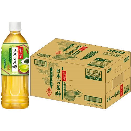 ダイドー 葉の茶 日本一の茶師監修(500mL*24本入)