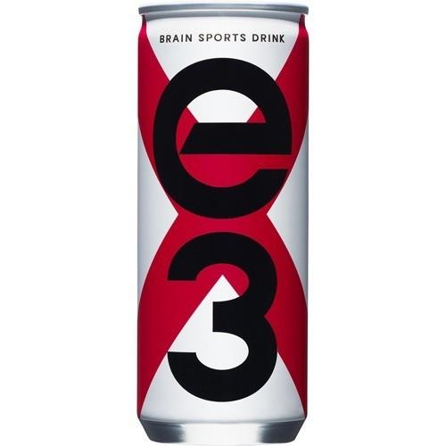BRAIN SPORTS DRINK e3 240ml × 24本 缶の商品画像|ナビ