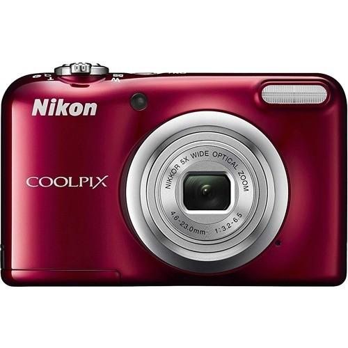 ニコン デジタルカメラ クールピクス A10 レッド(1台)