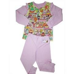 アンパンマン 光るパジャマ ピンク 110cm 43657(1枚入)