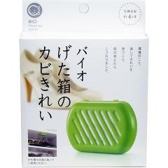 バイオ げた箱のカビきれい(1コ入)