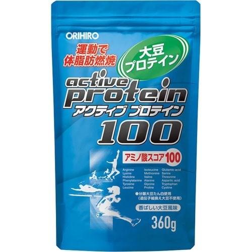 アクティブプロテイン100(360g)