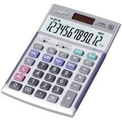カシオ 本格実務電卓 JS-20WK(1コ入)