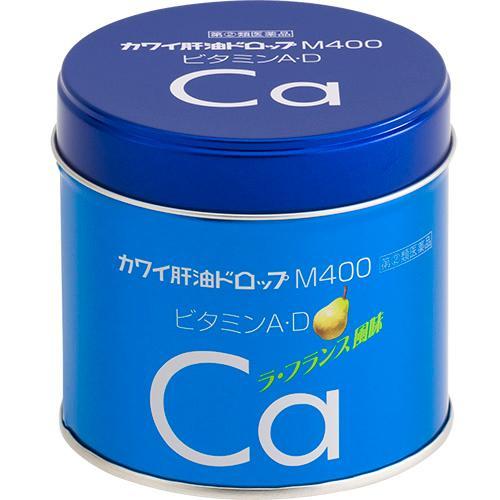 カワイ肝油ドロップ M400(180粒)
