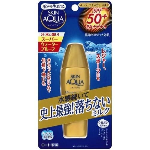 スキンアクア スーパーモイスチャーミルク(40mL)