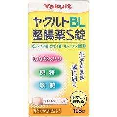 ヤクルトBL整腸薬S錠(108錠)