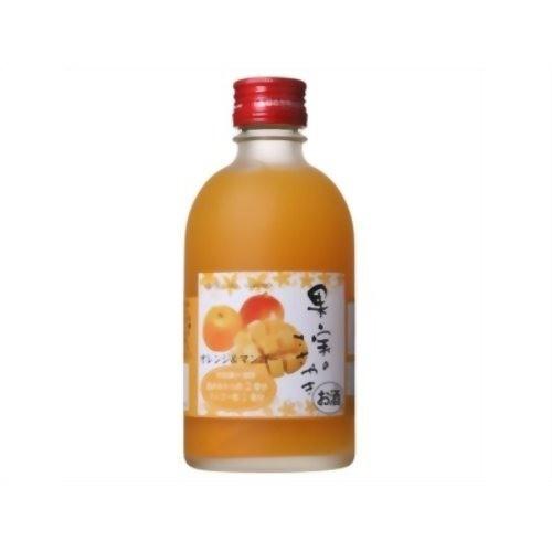 果実のささやき オレンジ&マンゴー(300mL)