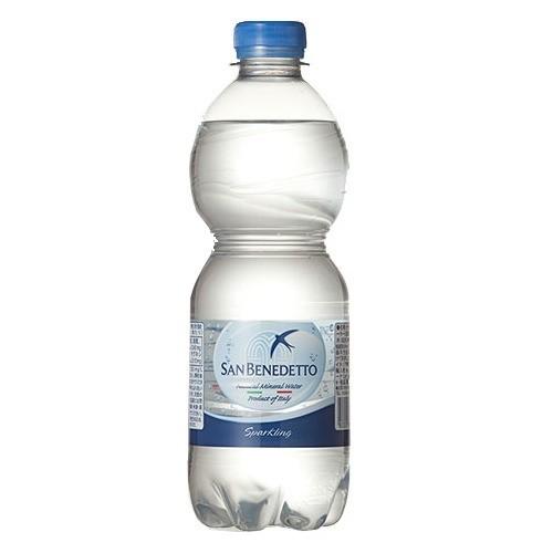 サンベネデット フリザンテ (炭酸水)(500mL*24本入)