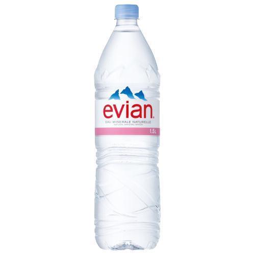 エビアン 正規輸入品(1.5L*12本入)