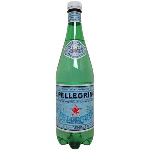 サンペレグリノ ペットボトル 炭酸水 正規輸入品(1L*12本入り)